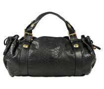 Tasche 24h aus Pythonleder