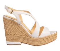 CLARISSE CROSS FRONT WEDGE