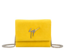 Signature flap bag
