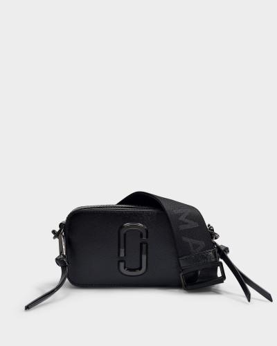Snapshot DTM Bag in Black Leather