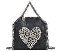 Tiny Bella Heart Crystals bag