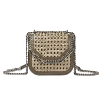 Wicker Small Shoulder Falabella Box