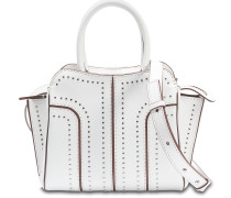 Große Shopping Bag Zip Sella studded
