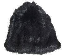 Mütze aus Hasenfell