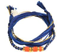 Halskette Takayama mit Bakelit und goldenem Horn
