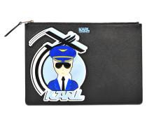 K Jet Pouch Karl; K Jund Pouch Fly With Karl