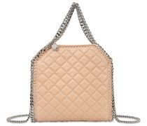 Falabella Minibella Studded Quilted Tasche