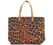 Shopper Leopard Canvas