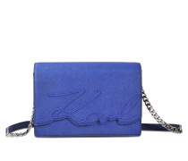 K Signature Shoulder Bag