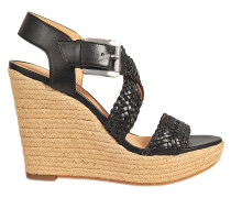 Giovanna gewobene Wedges