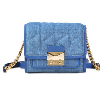 K Kuilted Jeans Crossbody