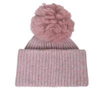 Mütze Solia H mit Bommel