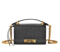 Tasche Gold Chain Flap (wird quer getragen)