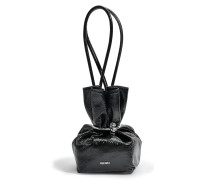Micro cinch bag