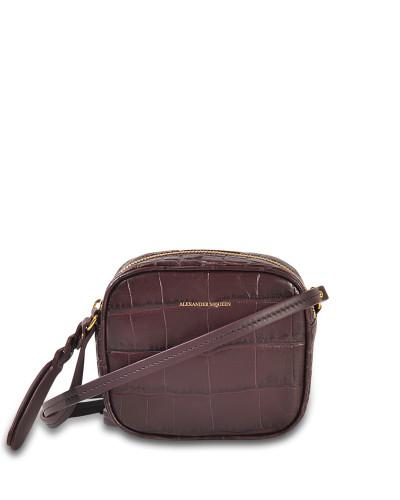 Alexander McQueen Damen Mini Camera Bag