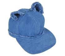 Jeans Katzenohren Cap S