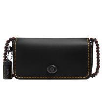 Tasche Dinkier aus Leder Glovetan; Tasche Dinkier Colorblock linked