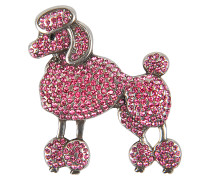Brosche Charms Paradise Small Poodle