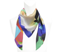 Modern Art Studio Silk Square 90x90