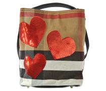 Tasche Ashby Medium mit Herzen