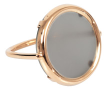 Ring Ever Moonstone Disc