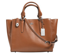 Smooth Leather Crosby Carryall