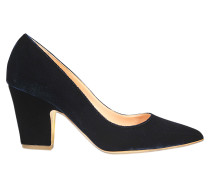 Pumps Pierrot Velvet