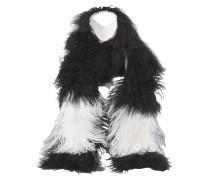 Pocket Monster scarf in Mongolian lambswool
