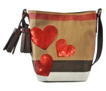 Tasche Ashby T Medium mit Herzen
