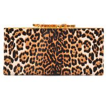 Clutch Celeste Leopard