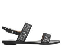 Flat 2 strap sandal