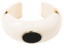 Diana Ivory Bakelit und Onyx Armband