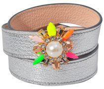 dreireihiges Armband Beedis