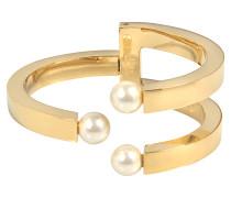 Armspange mit drei Perlen Darcey