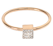Ring Mini Diamond ever Square