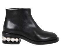 Stiefeletten Casati mit Perlen 35mm