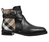 Vaughan boot with check