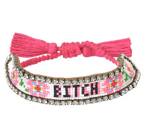 Armband Bitch Flower