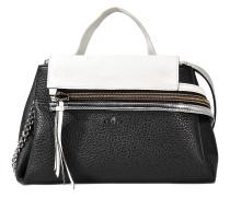 Kleine, zweifarbige Tasche