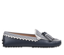 Gommini fringed loafers