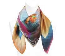 Botanic Rainbow Silk Square 90x90