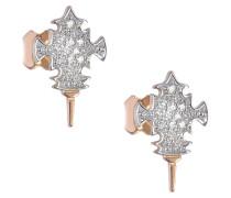 Ohrringe Tanger mit Diamanten