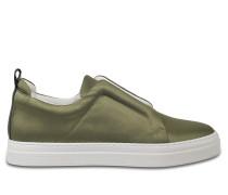 Sneakers Satin slider