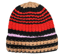 STRIPES WOOL BEANIE