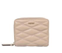 Kleines Portemonnaie Diamond Quilt