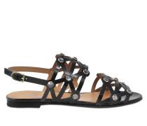Sandalen mit Strass