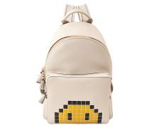 Rucksack Mini Pixel Smiley