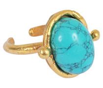 Kleiner ovaler Ring