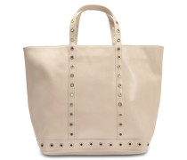Leather and eyelets Medium + tote