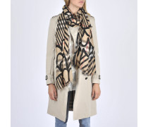 Stola Printed Patchwork
